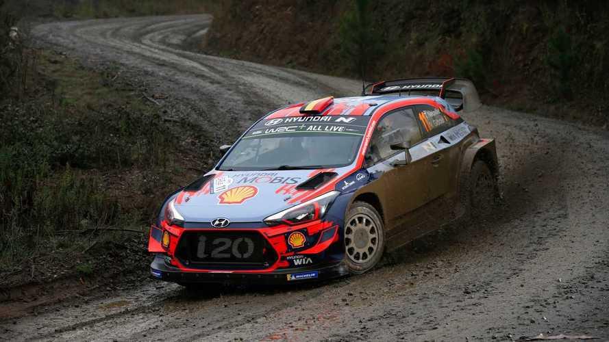 Тьери Невилль уничтожил Hyundai i20 WRC на Ралли Чили