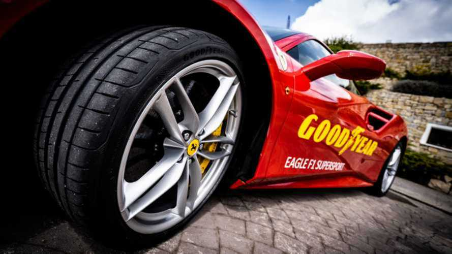 Goodyear Eagle F1 Supersport, pensati per correre