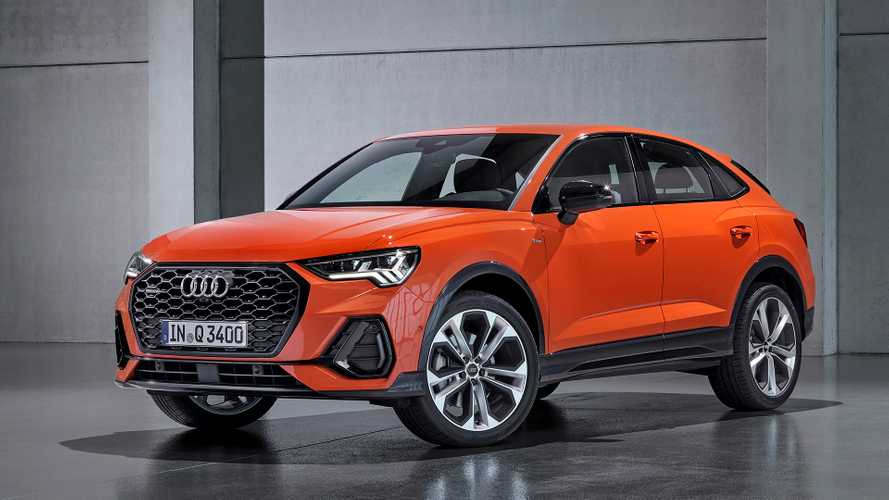 Audi Q3 превратился в кросс-купе (очень красивое)