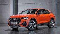 Der Audi Q3 Sportback ist das nächste SUV-Coupé
