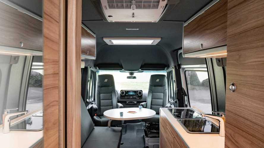 Hymer DuoCar S Camper Van (Mercedes Sprinter)