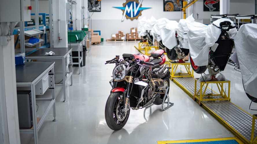 MV Agusta: alleanza con Loncin per 4 nuovi modelli di media cilindrata