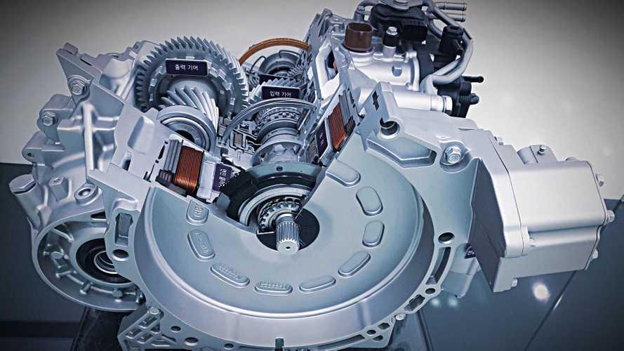 Hyundai сделала первую в мире коробку для гибридов
