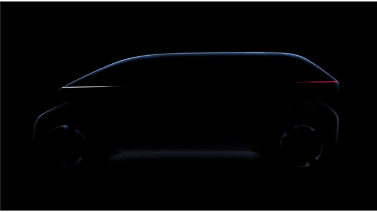 Faraday Future's New V9 Electric Car Gets Teased