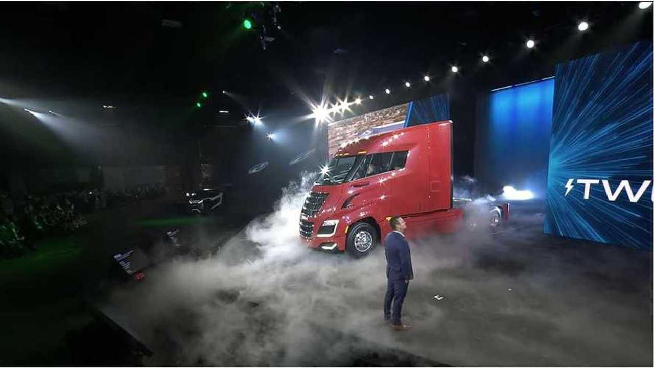 Nikola Wows Huge Crowd With Five Zero-Emission Vehicles