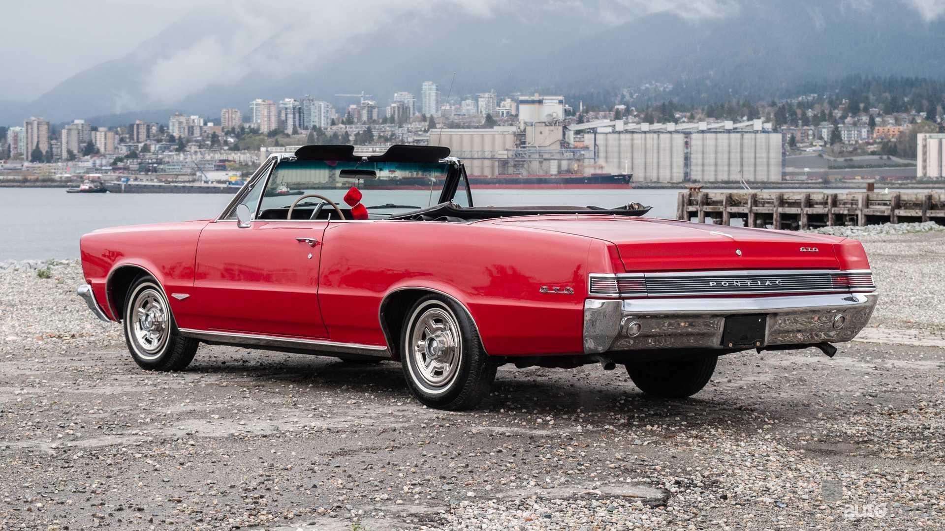 "[""1965 Pontiac GTO: American Icon For Sale In Canada""]"
