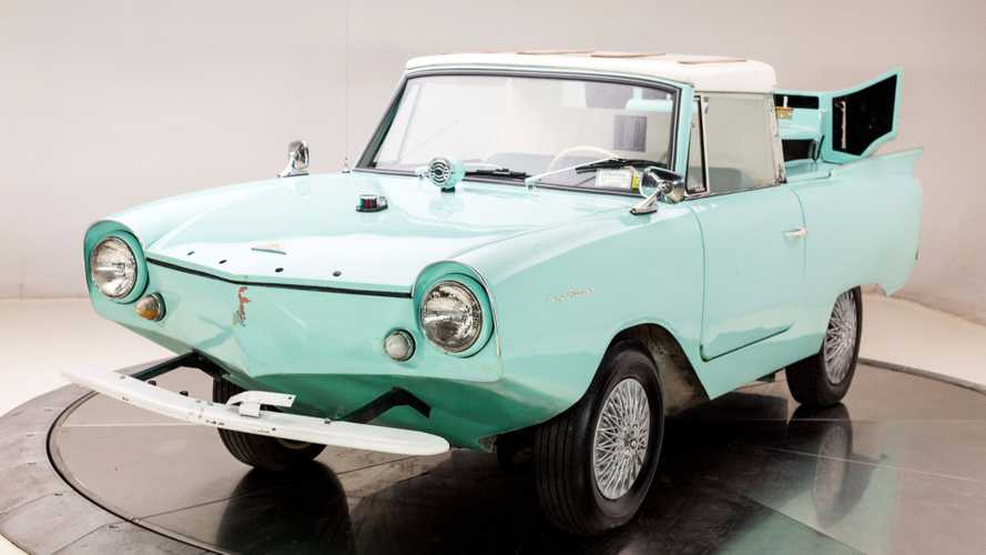 How To Get Two Amphicars For The Price Of One!