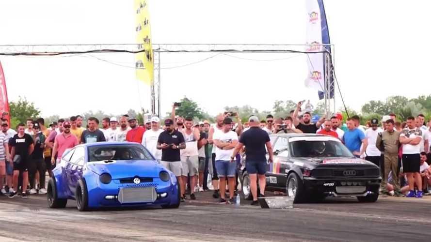 Vídeo: no te pierdas este Volkswagen Lupo... ¡con 1.200 CV!
