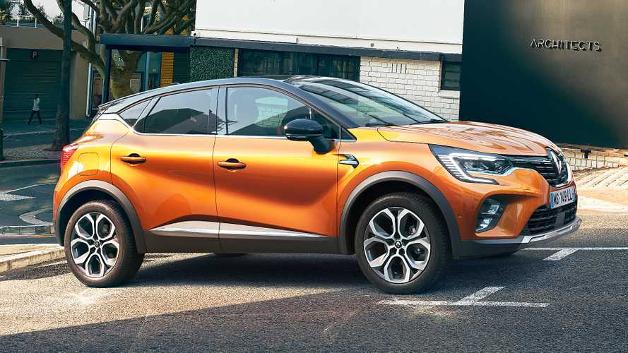 Renault Captur (2020): Zweite Generation startet zum Jahreswechsel