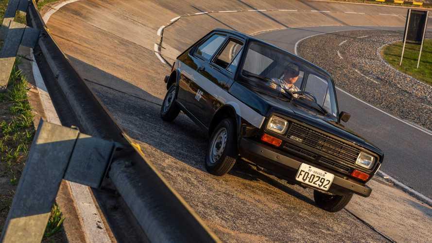 """Dirigimos: Fiat 147 a etanol, o """"cachacinha"""", completa 40 anos"""