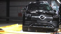 Mercedes GLE Crash Test EuroNCAP 2019