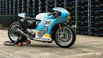 Mellow Triumph Thruxton R