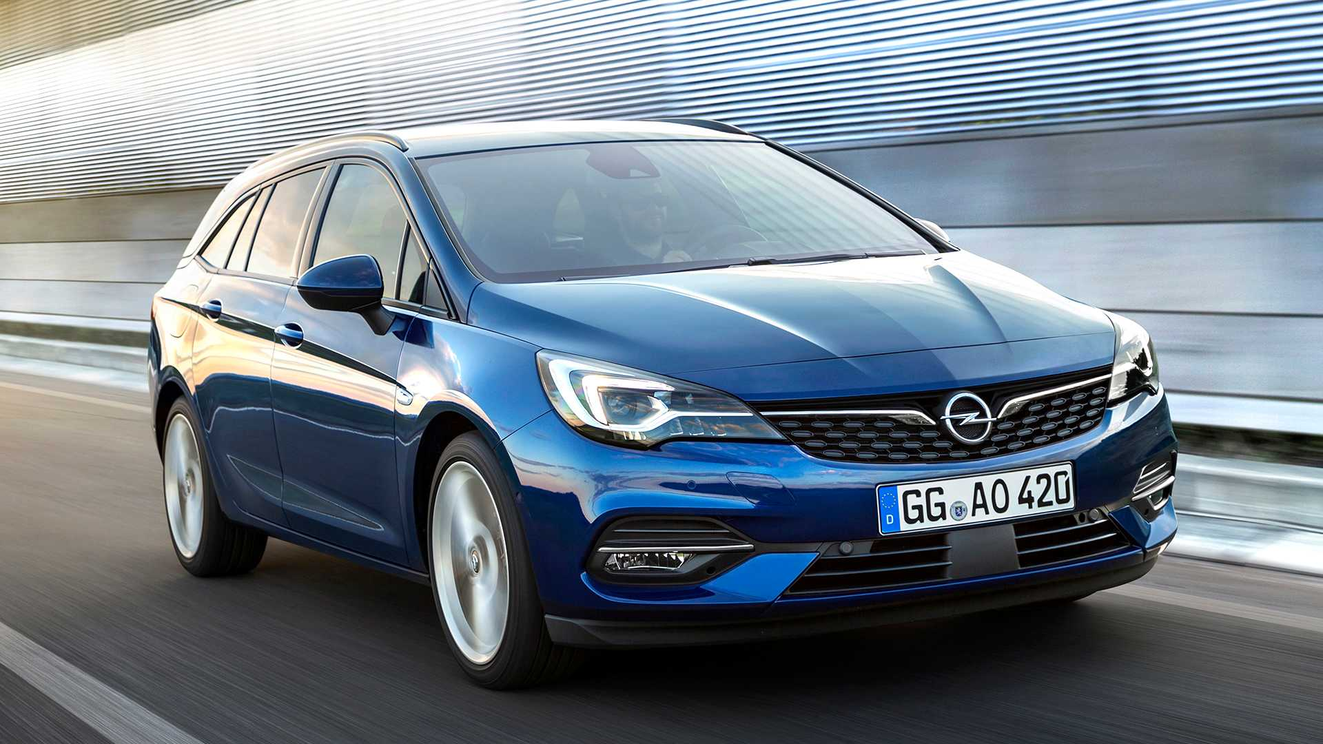 2020 Opel Astra Pricing