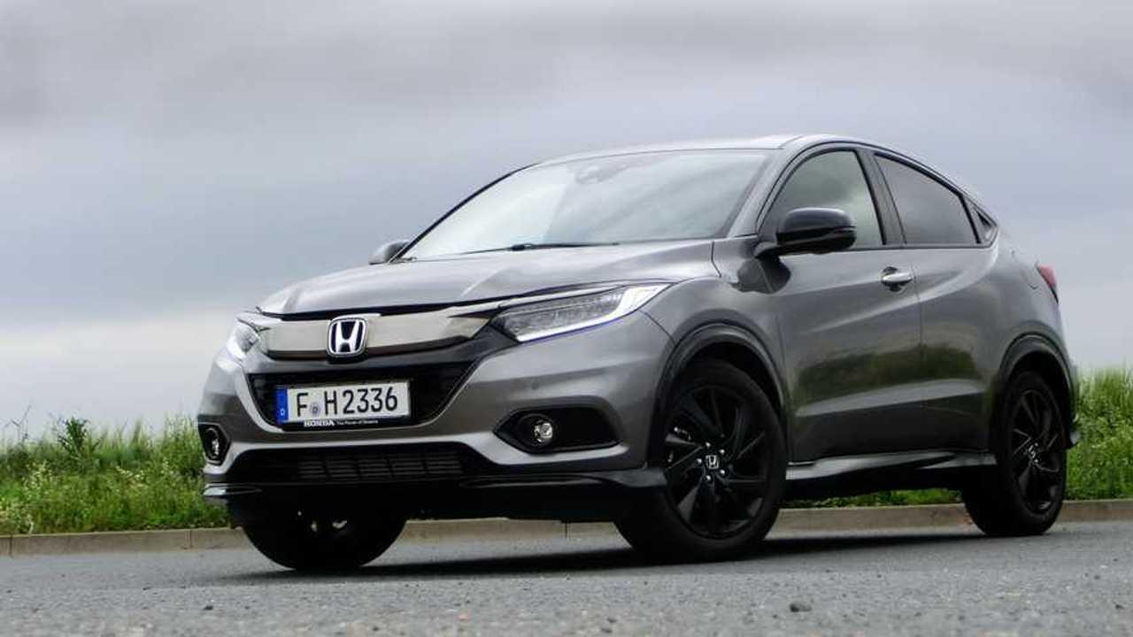 Honda HR-V 1.5 VTEC Turbo Sport (2019) im Test
