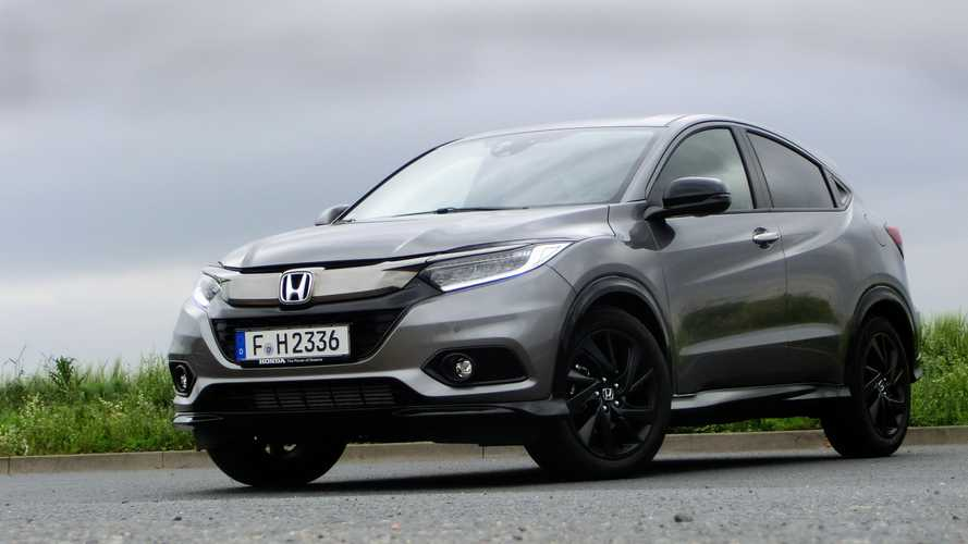 Honda HR-V 1.5 VTEC Turbo Sport im Test (2019)