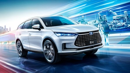BYD Tang 600 & 600D Electric SUV: Specs/Images/Videos