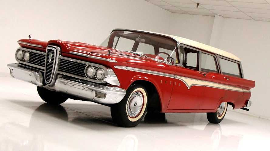Is It Time To Love Ford's Failed Edsel?
