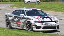 Dodge Charger Widebody Scat Pack Spy Photos