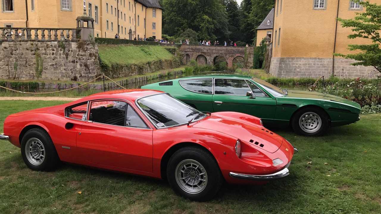 Dino 246 GT/Lamborghini Espada