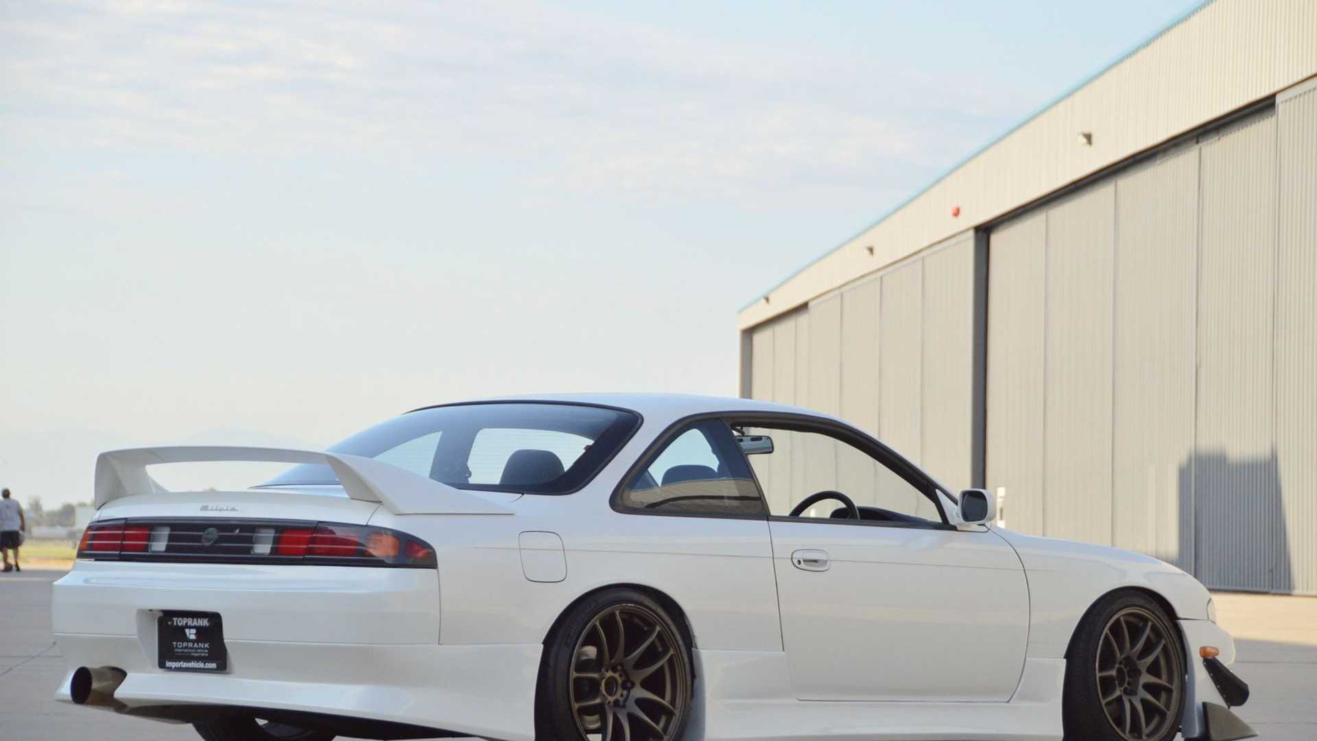 Enjoy Some Import Fun In A Modded 1994 Nissan Silvia S14