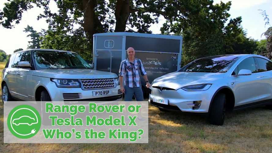 Tesla Model X Vs Range Rover: Which Is The Better Choice?