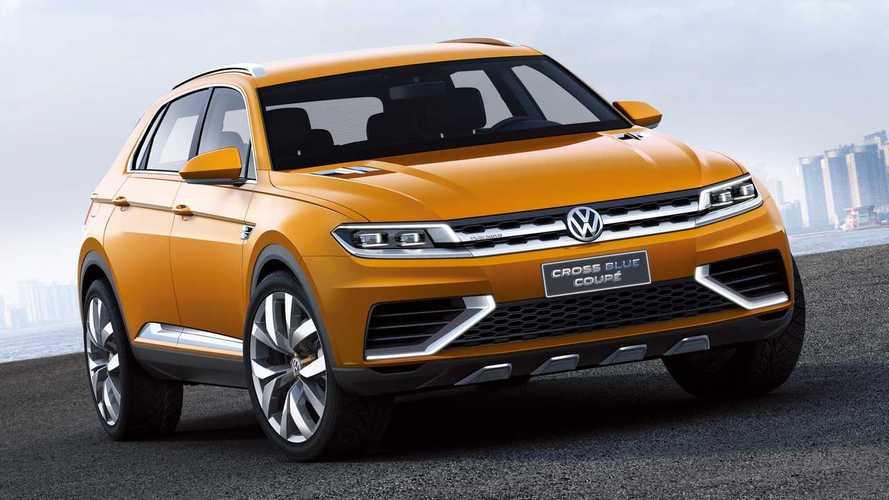 Conceito 2013 VW CrossBlue Coupe