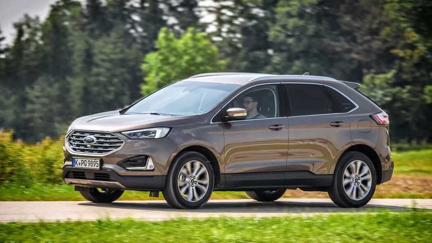 Test: Ford Edge 2,0 l EcoBlue 4x4 Titanium (2019)