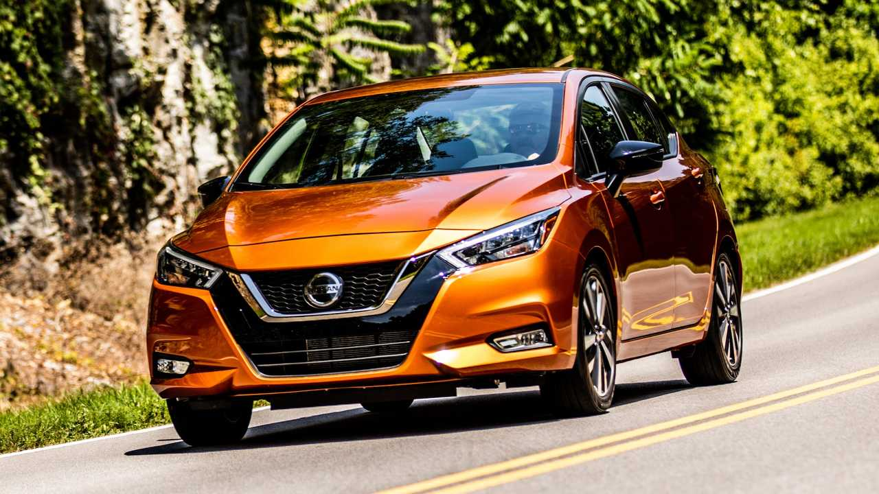 2020 Nissan Versa Debuts With Better Looks More Safety Tech