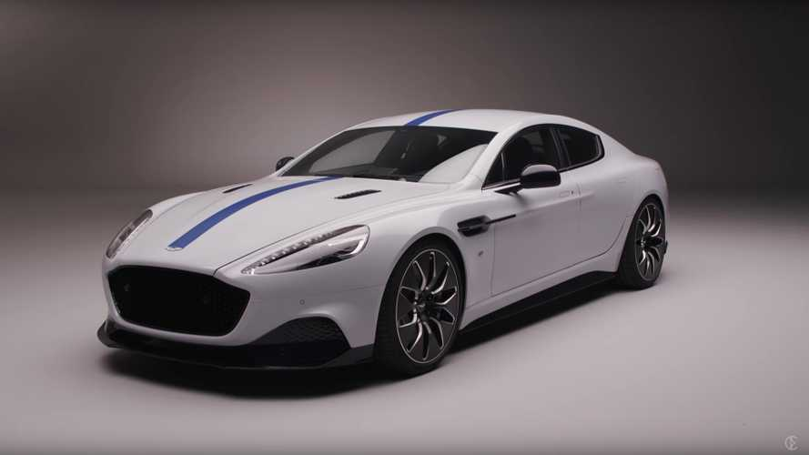 Aston Martin Rapide E Walkthrough Video