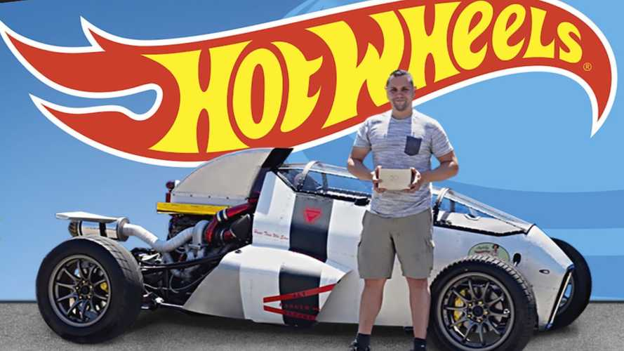 Make Your Ride A Hot Wheels Legend