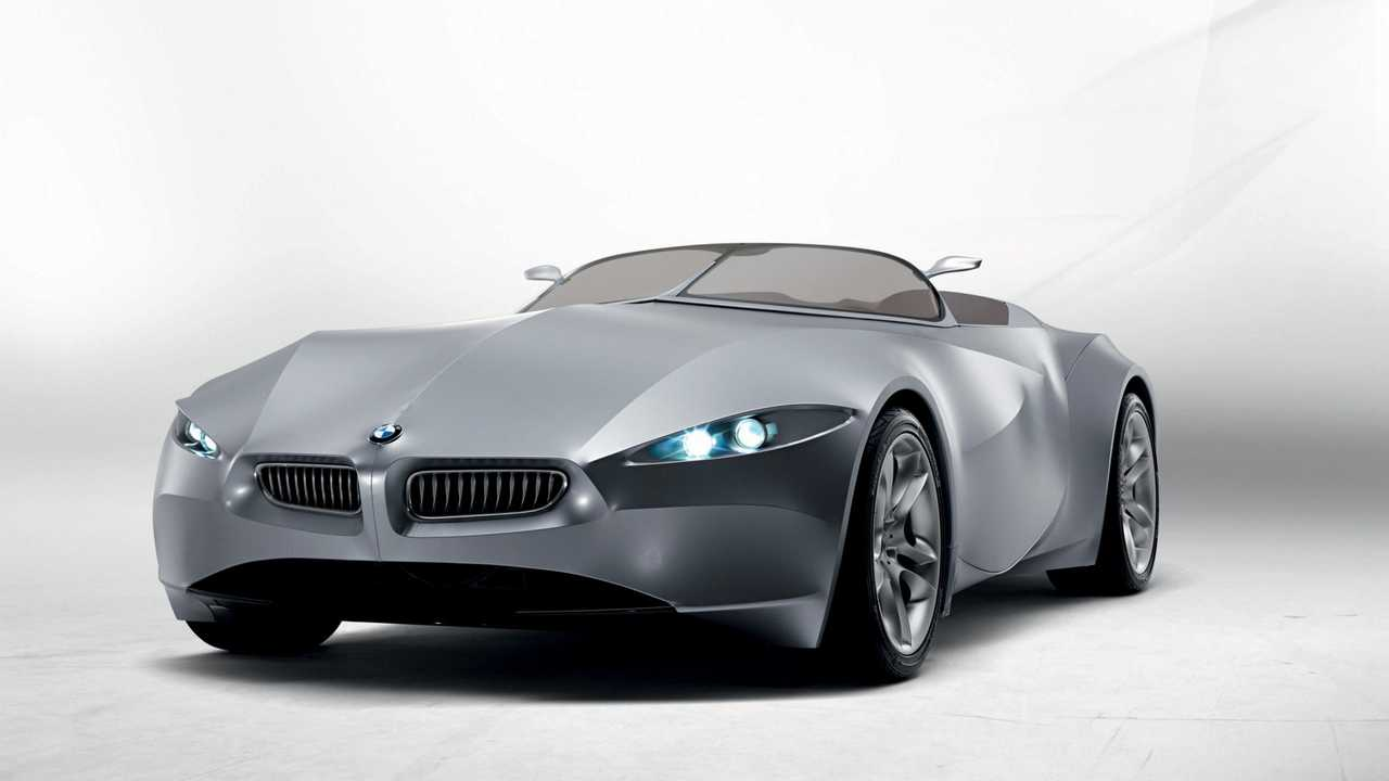 BMW GINA Light Visionary Model Concept 2008