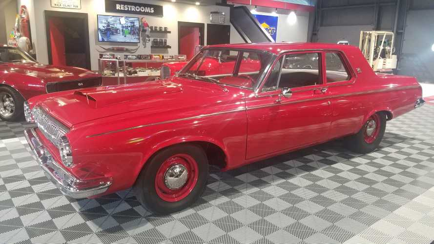 1963 Dodge 330 Does Its Best 426 Max Wedge Impression
