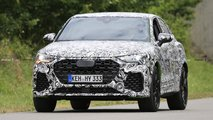 2020 Audi RS Q3 Sportback spy photos