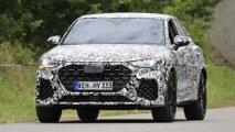 2020 Audi RS Q3 Sportback Casus Fotoğrafları