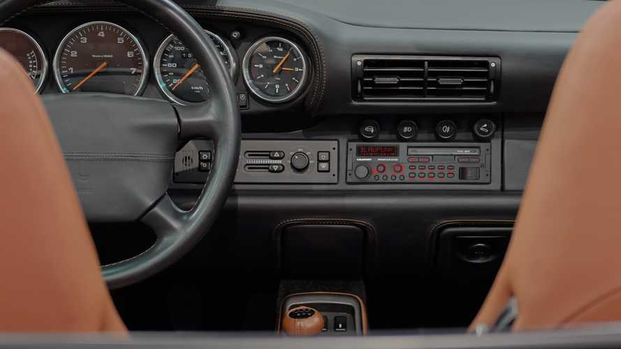Blaupunkt Goes Retro With Modern Car Stereo Styled As '80's Tape Deck