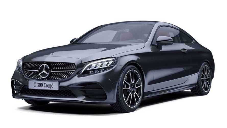 Mercedes-Benz C300 Coupé