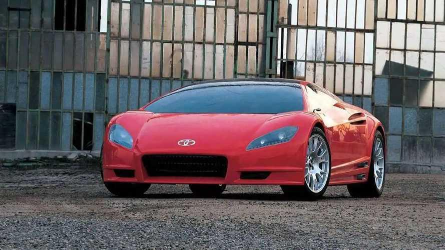 2004 Toyota Alessandro Volta konsepti