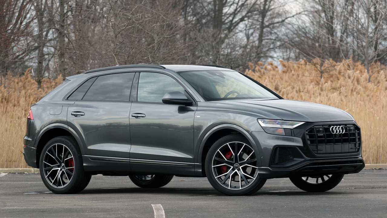6. 2019 Audi Q8