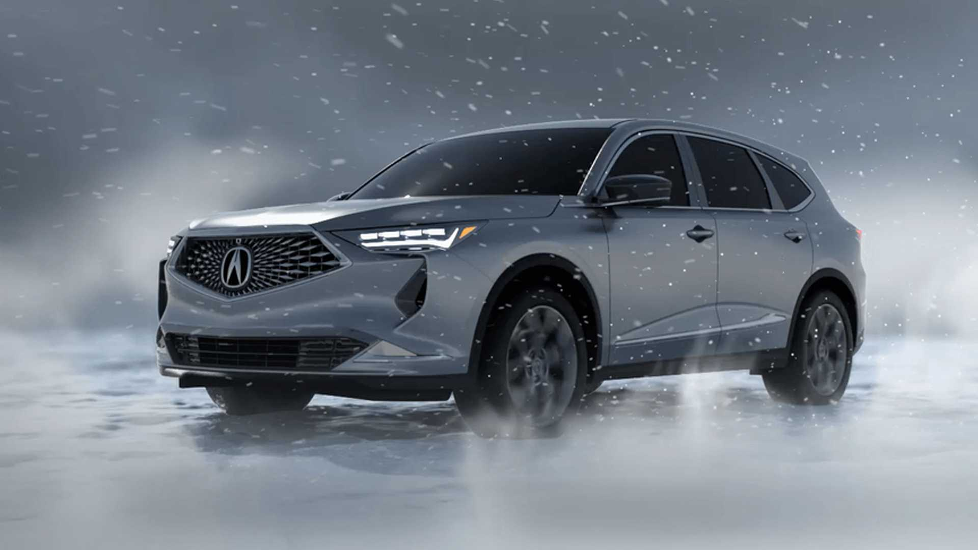 New Acura Mdx Tlx Allegedly Leaked Through Rdx Software Suite