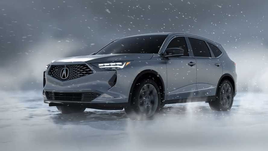 Acura MDX, TLX Leaked Images