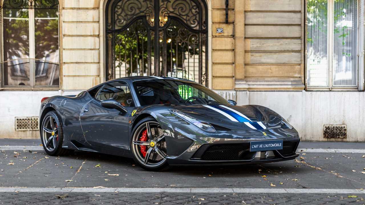 Le supercar usate, in vendita a Monaco