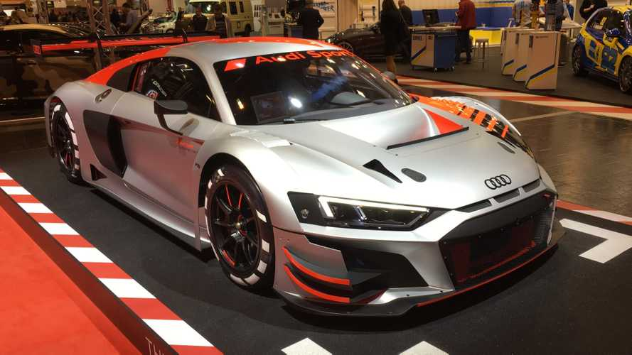 Hardcore Audi R8 under consideration with GT3-derived upgrades