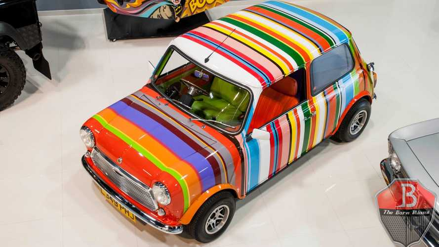 Reincarnated Paul Smith Replica Mini Is Very Tempting!