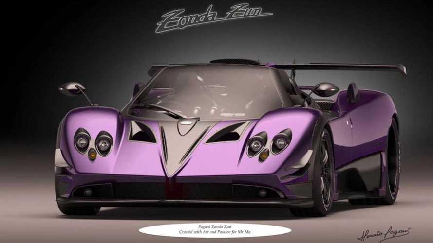 Pagani Zonda Zun - Une énième version pour un client spécial