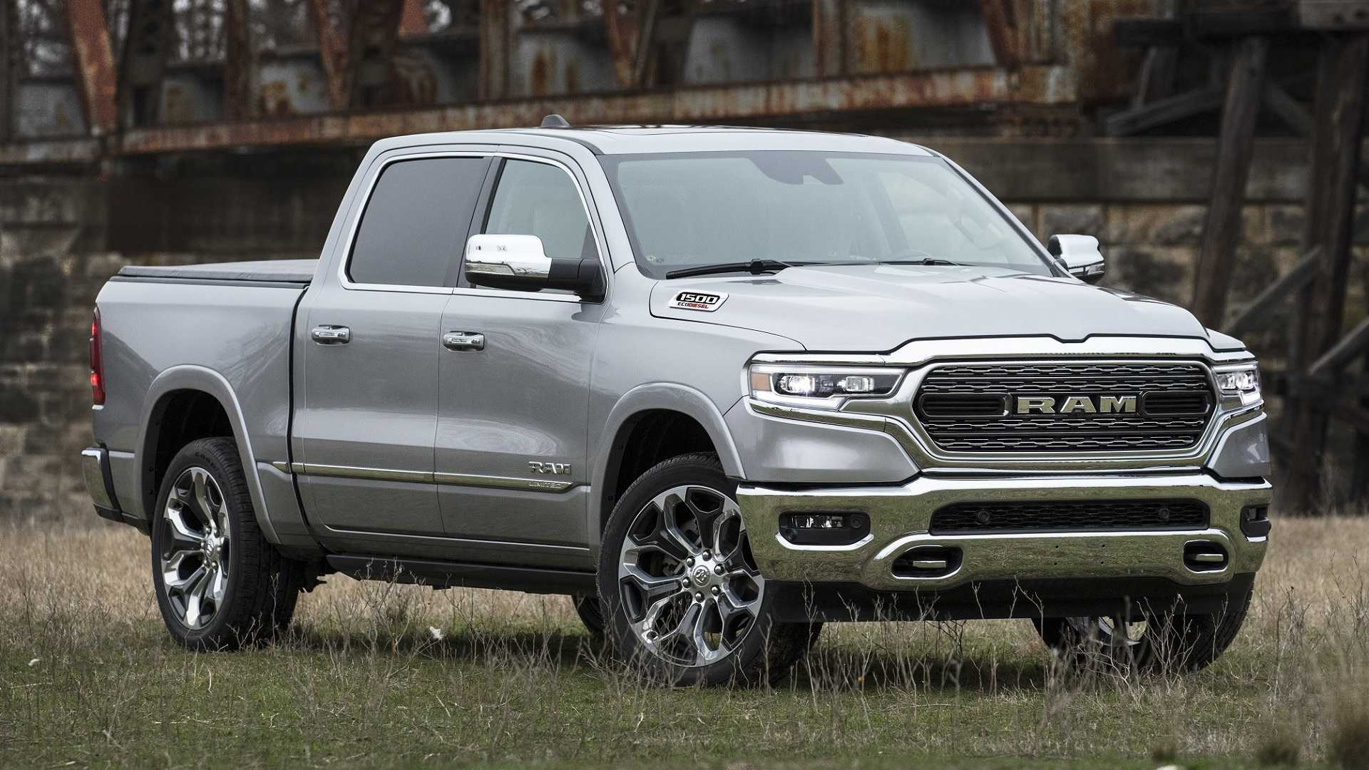 2020 Ram 1500 Ecodiesel Debuts With 480 Lb Ft Of Torque