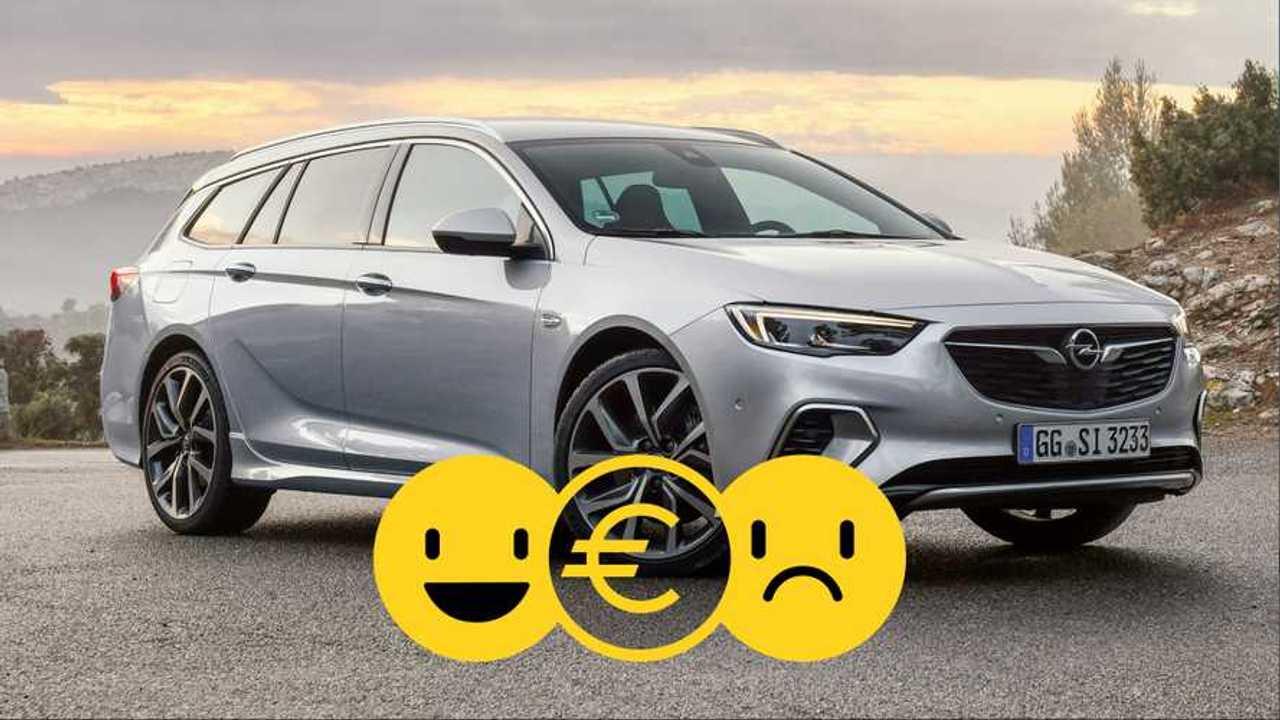 Copertina Promozione Opel Insignia Sports Tourer