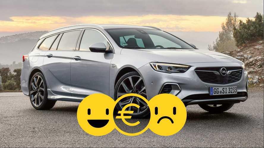 Promozione Opel Insignia Sports Tourer, perché conviene e perché no