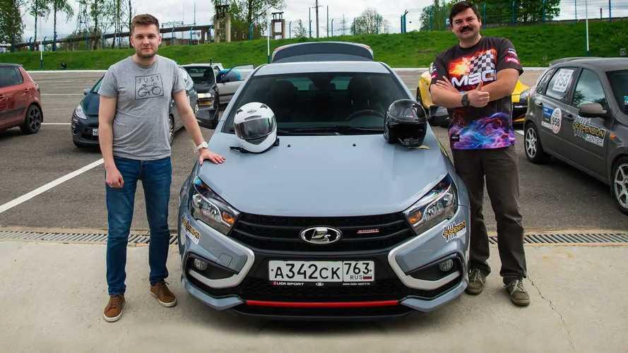 Lada Vesta Sport im Test: Was kann der Russen-GTI?