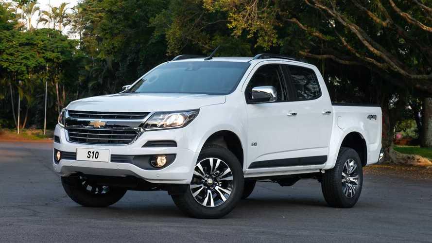 Chevrolet S10 sobe de preço e supera barreira dos R$ 200 mil