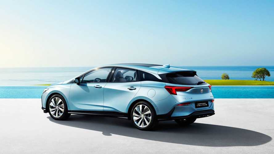Buick Velite 6 EV Officially Launches In China